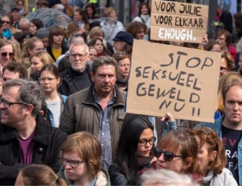 Vlaams actieplan tegen seksueel geweld