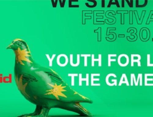 ΤΟ YOUTH FOR LOVE ΣΤΟ CONNECTED WE STAND FESTIVAL